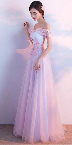 Pretty Tulle & Lace Off-the-shoulder Neckline A-line Bridesmaid Dress With Flowers & Beadings, Shop plus-sized prom dresses for curvy figures and plus-size party dresses. Ball gowns for prom in plus sizes and short plus-sized prom dresses for Gold Prom Dresses, Prom Dresses For Sale, A Line Prom Dresses, Flower Dresses, Ball Dresses, Homecoming Dresses, Ball Gowns, Summer Dresses, Prom Dress Shopping