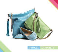 Nowa kolekcja Wiosna - Lato 2015 już dostępna w sprzedaży!