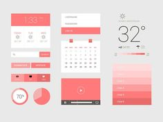 progress indicator, flat design - Google Search. If you like UX, design, or design thinking, check out theuxblog.com