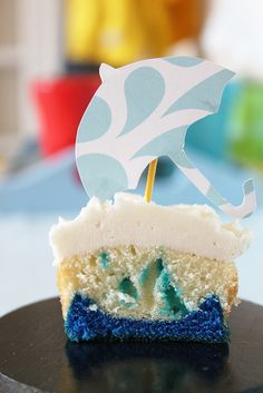 real parties    April Showers 3rd Birthday Party - Jenny Dixon