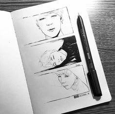 BTS Jimin #serendipity LOVE YOURSELF fanart ✨ @eternal_vk