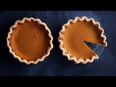 The Trick to a Perfect Pumpkin Pie