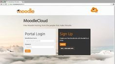 MoodleCloud: First Look