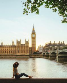 "everything-thing: "" Big Ben, London """