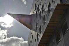 Postmodernia arkkitehtuuria; Pikku Huopalahti, Helsinki  | Postmodern architecture in Pikku Huopalahti, Helsinki #architecture