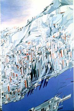 The Peak, Zaha Hadid