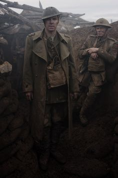 Parade's End , Benedict Cumberbatch.  If you have missed any of Parade's End to date do catch up on iplayer.
