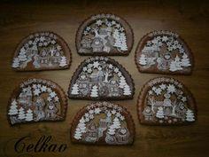 Perníky - Vánoce III – celkav – album na Rajčeti Cookie Decorating, Sugar, Cookies, Desserts, Food, Crack Crackers, Tailgate Desserts, Deserts, Biscuits