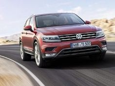 Frankfurt 2015: New Volkswagen Tiguan SUV showcased