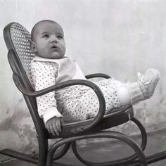 Ayrton bebê