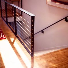 Stainless Cable Rail Design, Pictures, Remodel, Decor and Ideas