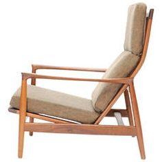 Grand Folk Ohlsson High Back Lounge Chair for Dux