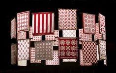 Infinite Variety, Three Centuries of Red and White Quilts. | by NYC-Man