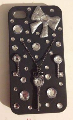 My chic DIY phone case