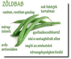 Életmód cikkek : Zöldség és gyümölcsök hatásai Health And Nutrition, Health Fitness, Jaba, Home Remedies, Green Beans, Healthy Lifestyle, Vitamins, Food And Drink, Healthy Eating