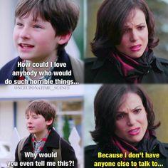 Henry and Regina - season 2