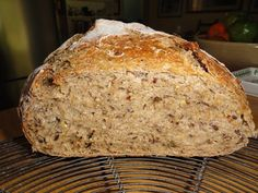 Down to Earth: Five minute bread