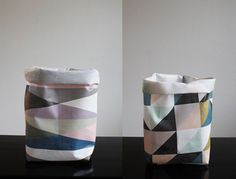 These printed laminated bags by Varpunen