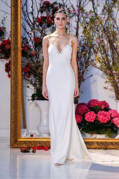 Anne Barge Bridal Spring 2017 Fashion Show - BRIDAL FASHION WEEK APRIL 2016