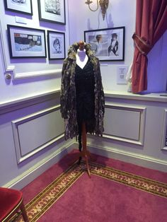 The actually Grizabella costume worn by Elain Page
