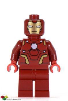 sh027: Iron Man (Toy Fair 2012 Exclusive)   Brickset: LEGO set guide and database