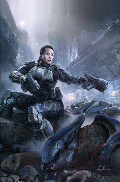 Dark Horse Comics anounces new era of Halo comics