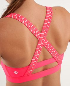 lulu sports bra, I love this!