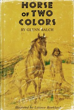 Horse of Two Colors by Glenn Balch