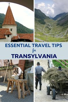 Essential Travel Tips and Information for Transylvania. Use these tips to help plan your trip, including information on the Romanian language, money, how to book train tickets and essential driving information.