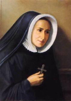 Fue beatificada por el papa Pío X y canonizada por el papa Pío XI.