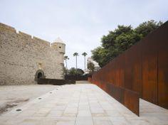 CASTILLO DE LA LUZ MUSEUM EXTENSION BY NIETO SOBEJANO ARQUITECTOS