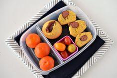 7 Idei pentru pachetelul de la scoala - Muffins cu malai si carnaciori Muffin, Cooking, Breakfast, Cucina, Breakfast Cafe, Muffins, Kochen, Cuisine, Brewing