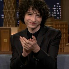 Finn wolfhard the living meme