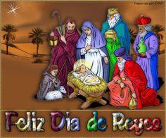 Feliz Día de los Reyes Magos – 6 de Enero – Vol.4 (26 fotos) (Facebook Imagenes) | Kanvazo! kanvazo.com oro incienso y mirra - Buscar con Google