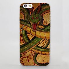 Shenron Face DBZ Dragon Vintage Dope iPhone 5 6 7 Plus Case  #ShenronFace #DBZDragon #Vintage #Dope #iPhone7PlusCase