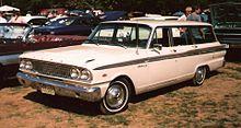 Ford Ranch Wagon (1963-65)