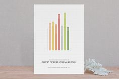 Off the Charts Holiday by Stacey Hill at minted.com