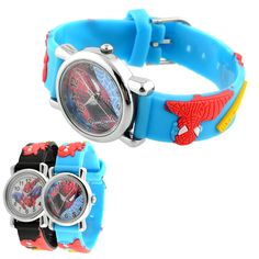 Spider Man Marvel Wrist Watch for kids  $8.95 and FREE shipping  Get it here --> https://www.herouni.com/product/spider-man-marvel-wrist-watch-for-kids/  #superhero #geek #geekculture #marvel #dccomics #superman #batman #spiderman #ironman #deadpool #memes