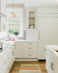 Falmouth Residence - Terrat Elms Interior Design - Contemporary Kitchen