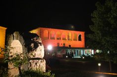 #boda #casament #bodas #lleida #palau #castillo #exterior #noche