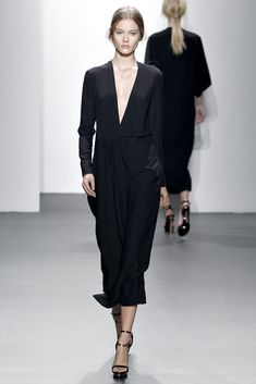 Calvin Klein Collection Spring 2011 Ready-to-Wear Fashion Show - Jac