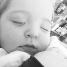 Mid-morning slumber. I love these moments.  #preemieprincess #momlife #soperfect #lashesfordays by lanicampagno
