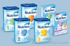 Nutrilon Standard Baby Milk Powder, Formula 1, 2 and 3 From Netherlands - Netherlands Nutrilon Standard Baby Milk Powder Formula