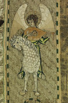 Opus Anglicanum – Decorative Needlework, Lauding the Divine | The Culture Concept Circle Victoria And Albert Museum, Medieval Embroidery, Embroidery Ideas, V & A Museum, Textiles, The V&a, Gold Work, Anglo Saxon, Art Design