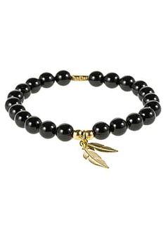TomShot - Armband - goldfarben/schwarz