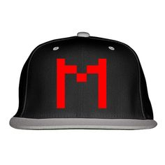 Our popular snapback hats are unique and quality embroidered. The snapback comes with a flat but flexible brim. It's adjustable to your head. This is a great gift for yourself or your loved ones. Show