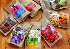 Freeze Dried Fruit, Snack Recipes, Snacks, Freeze Drying, Frozen, Chips, Food, Snack Mix Recipes, Appetizer Recipes