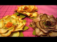 Summer Paper Flowers