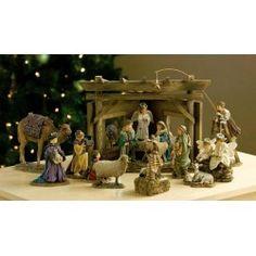 Demdaco Mama Says Nativity Set (15 Piece) - $339.99