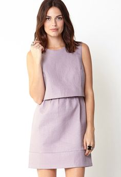Sweet Layers Dress | FOREVER21 - 2031557879